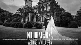 Villa Erba, Andrea Pitti, Wedding in villa Erba Como d-video Villa Erba
