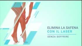 Kiba istituto medico, Fabio mereghetti, safena con il laser milano